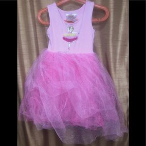 Girl's Ballerina Costume
